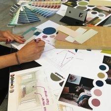 ProgettiColore cura il Design di Interni , cromie e benessere